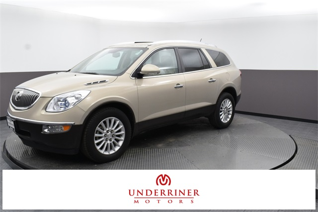 pre-owned 2011 buick enclave cxl 4d sport utility in billings