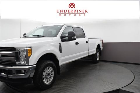 2017 Ford F-350SD XLT