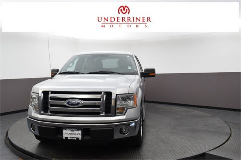 Pre-Owned 2010 Ford F-150 XL RWD 4D SuperCrew