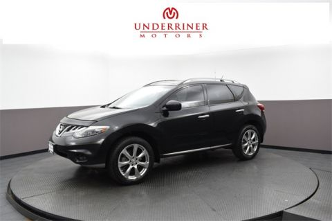 Pre-Owned 2012 Nissan Murano LE AWD