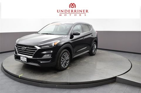 New 2019 Hyundai Tucson Limited