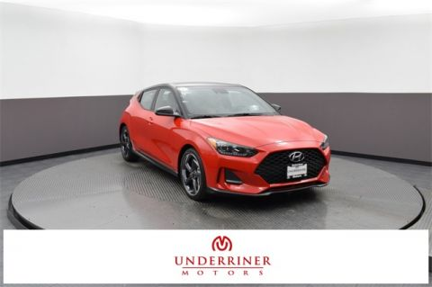New 2019 Hyundai Veloster Turbo Ultimate
