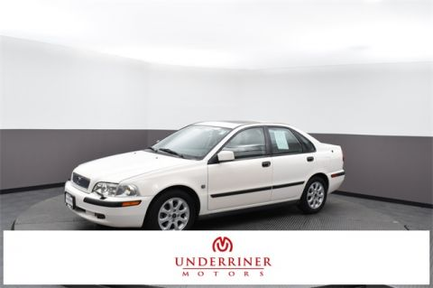 Pre-Owned 2001 Volvo S40 A