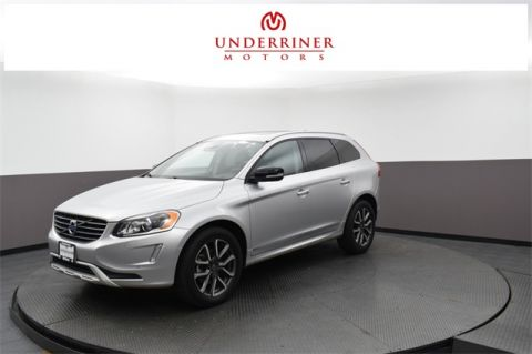 Certified Pre-Owned 2017 Volvo XC60 T6 Dynamic With Navigation & AWD